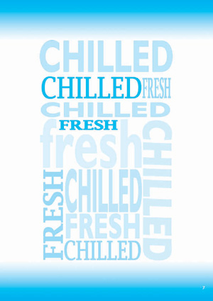 Chilled & fresh food products